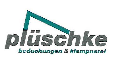 Logo Plüschke Bedachung und Klempnerei